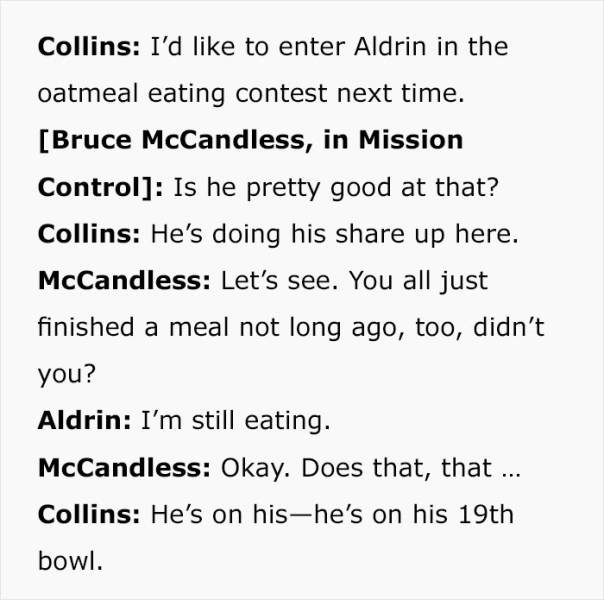 NASA Archives: Real Conversations From Apollo 11 (18 pics)