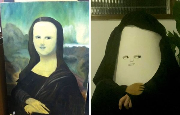 Terrible Paintings Recreation (30 pics)