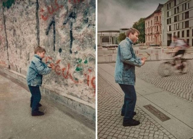 Time Changes Everything (21 pics)