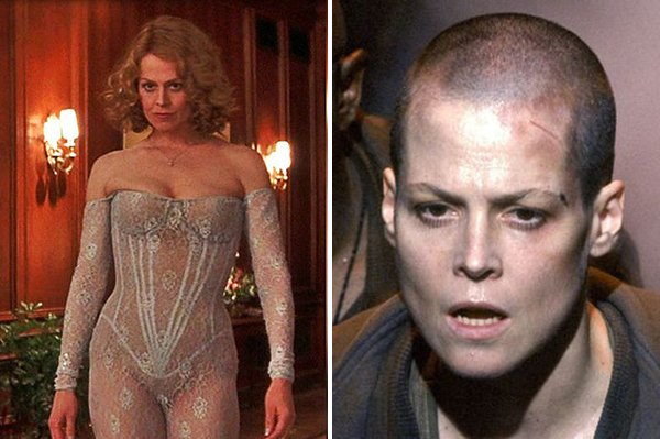 Actresses Who Changed Their Appearances For A Role (17 pics)