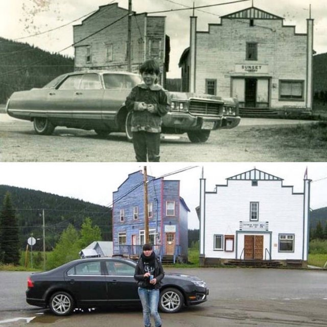Old Family Photos Recreations (42 pics)