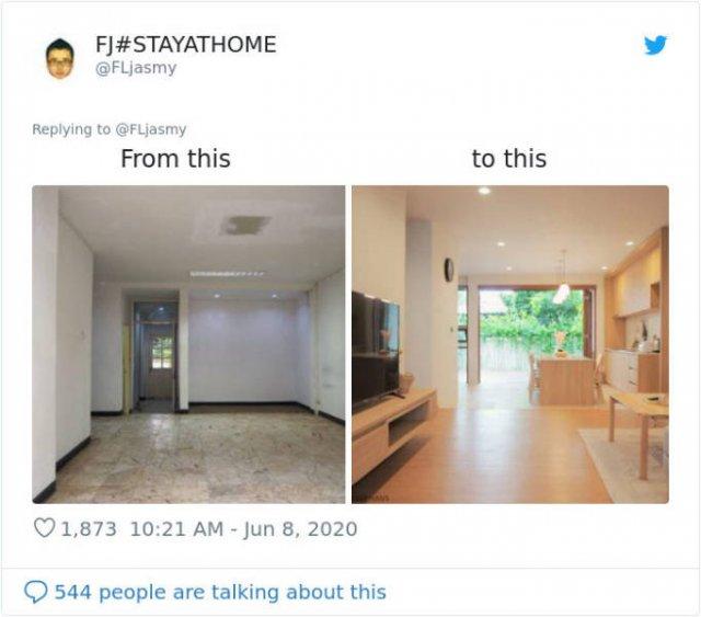 Home Renovation (39 pics)