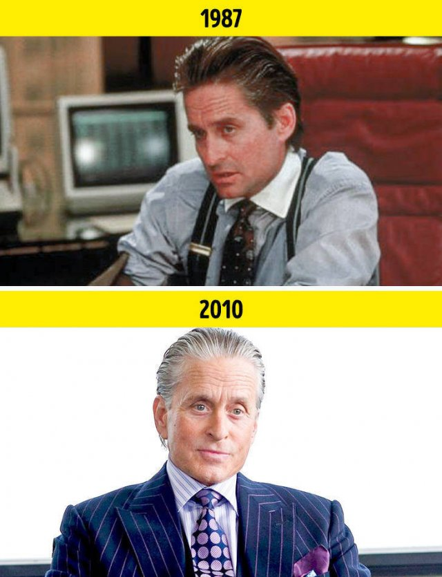 Celebrities Who Played Their Famous Roles More Than Once (11 pics)