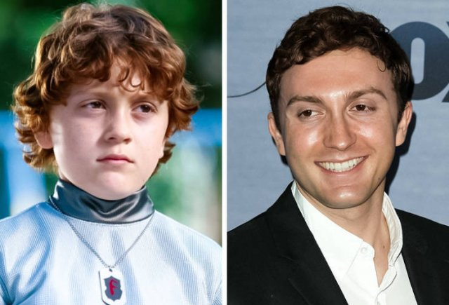 Celebrity Men: Then And Now (15 pics)