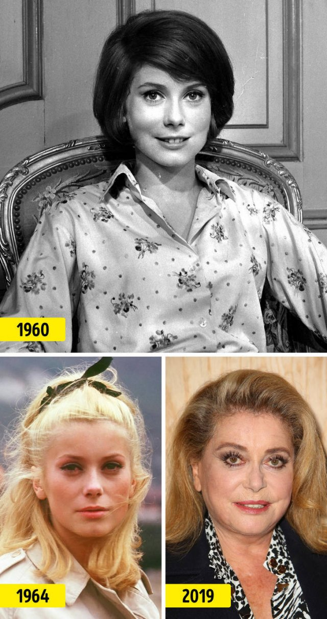 Celebrities In Their Prime (12 pics)