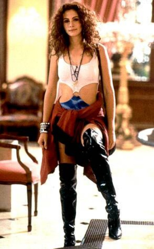 The Most Iconic Movie Outfits (29 pics)