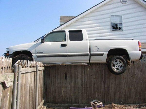 Car Fails (30 pics)