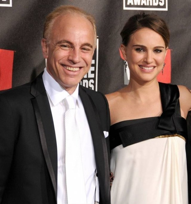 Actresses With Their Fathers (14 pics)