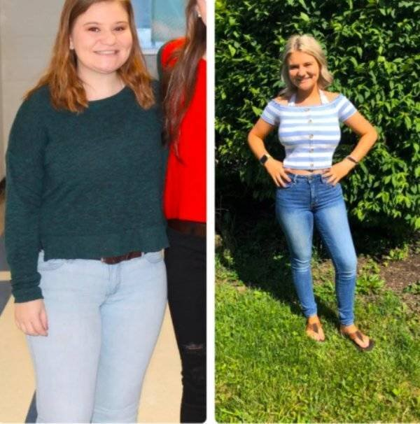 People Share Their Transformations (32 pics)