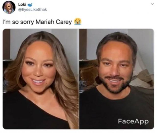 Celebrities: Gender Swap App (24 pics)