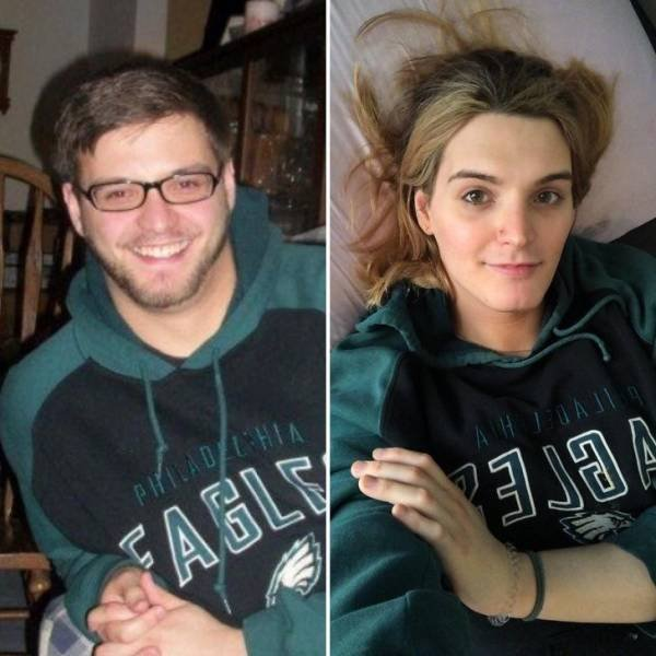People Who Changed Their Gender (20 pics)