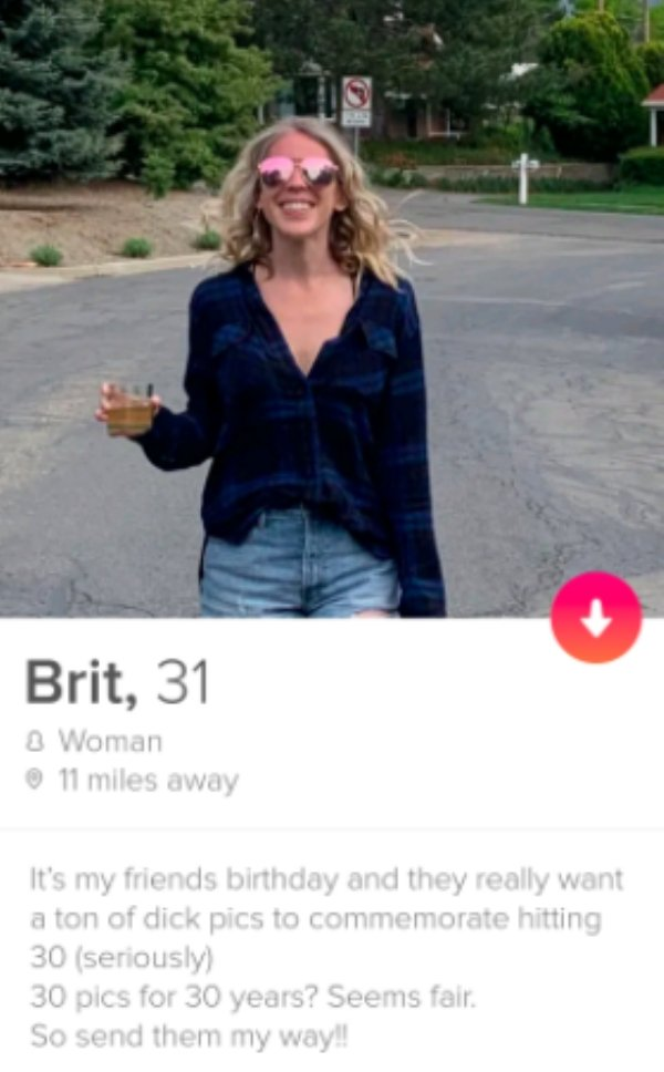 Shameless Tinder People (31 pics)