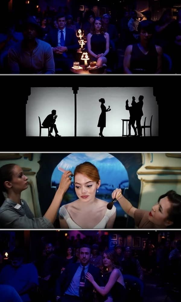 The Most Memorable Movie Scenes (29 pics)