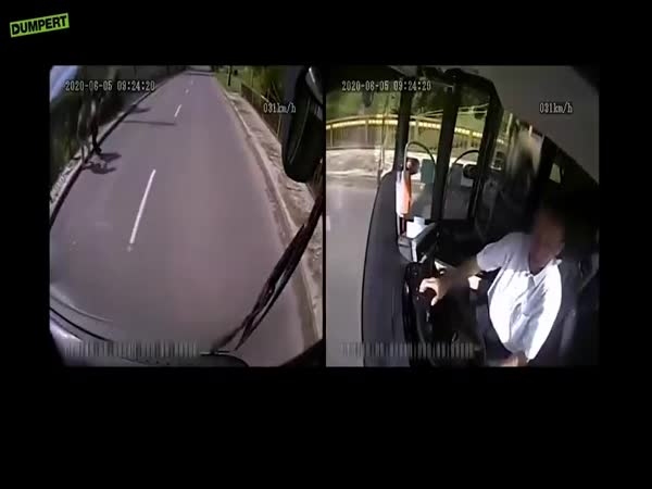 Bus Driver Can Help