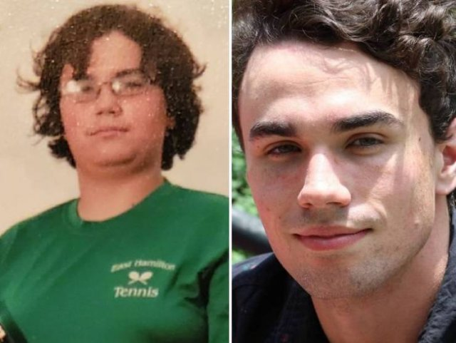 These People Changed A Lot (24 pics)