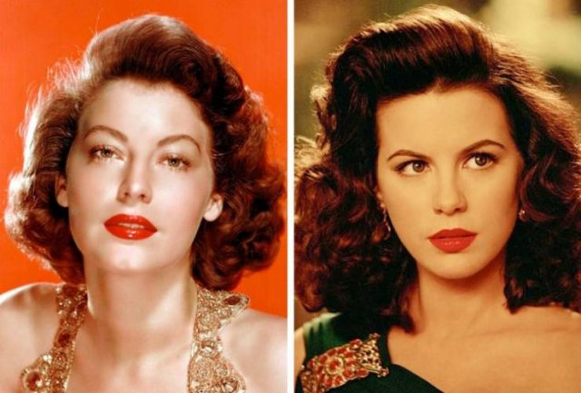 Actors And Actresses Who Played Other Actors From The Past (12 pics)