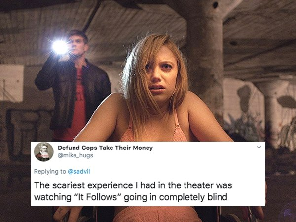 The Scariest Horror Movies (25 pics)