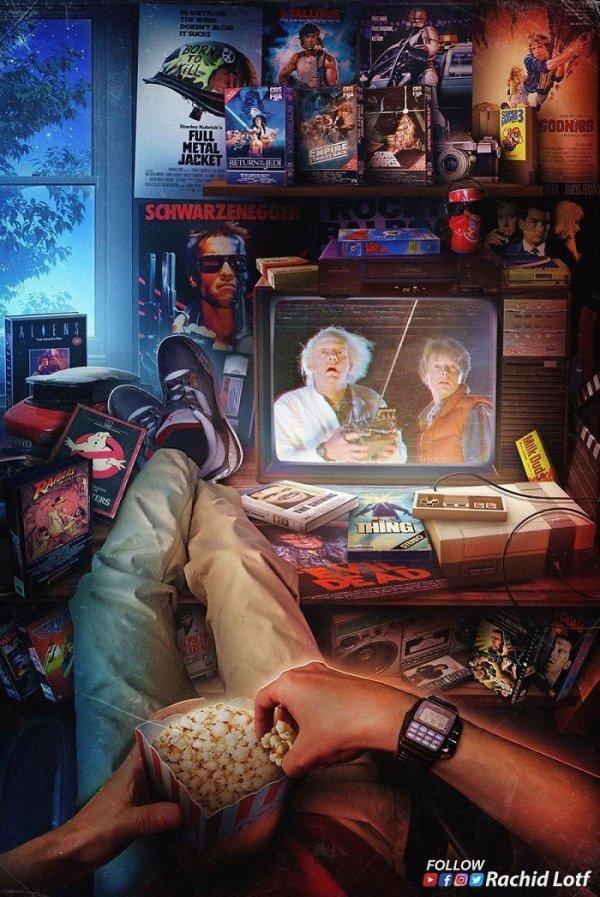 Nostalgic Art (41 pics)