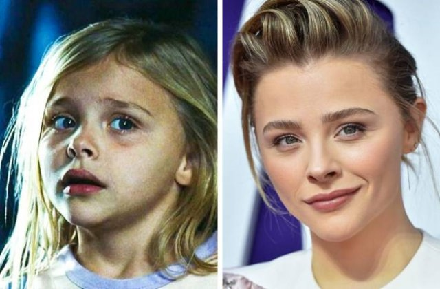 Kids Actors And Actresses: In Their First Role And Now (12 pics)