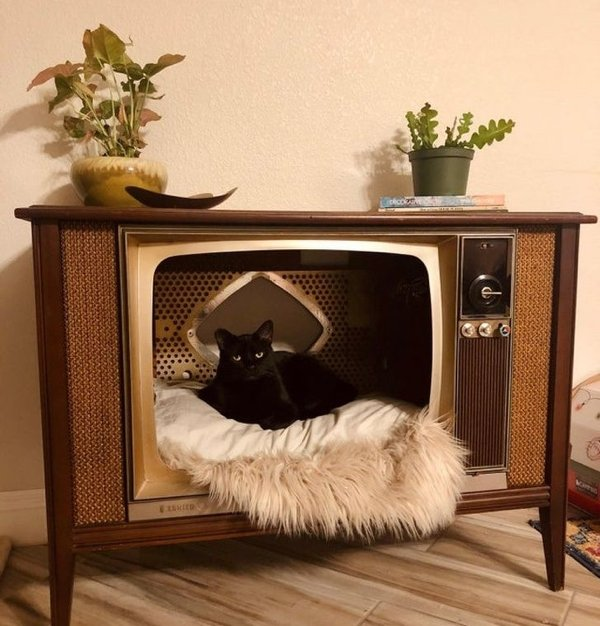 People Give Second Life To An Old Things (19 pics)