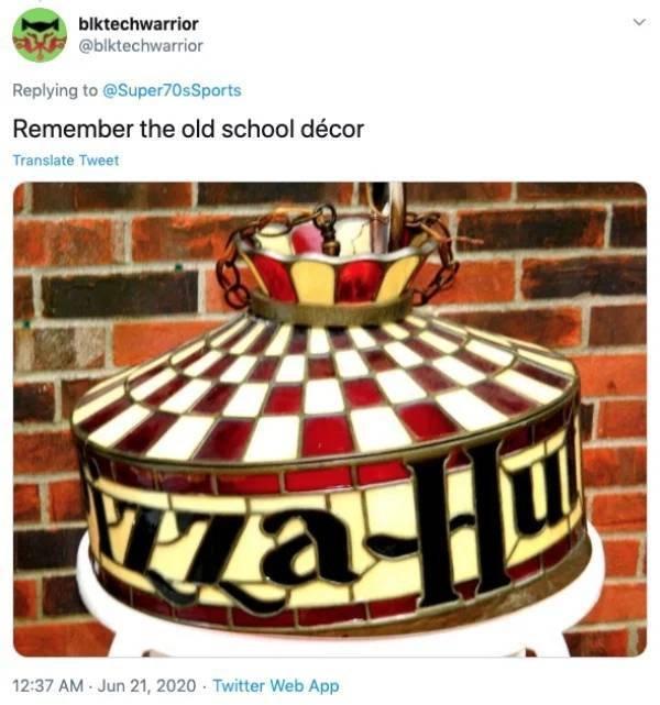 """""""Pizza Hut"""" In '90s (34 pics)"""