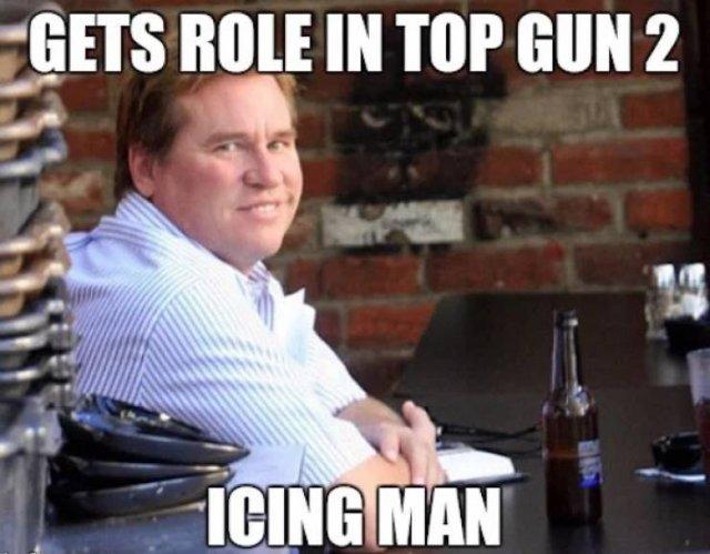 """Top Gun"" Memes (36 pics)"