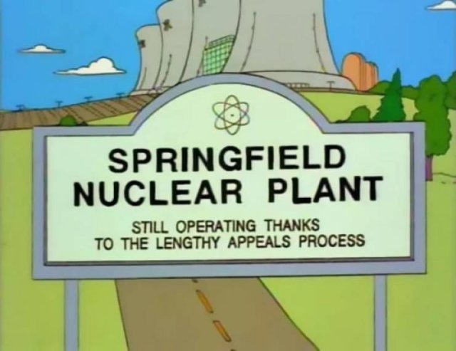 """The Simpsons"" Signs (27 pics)"