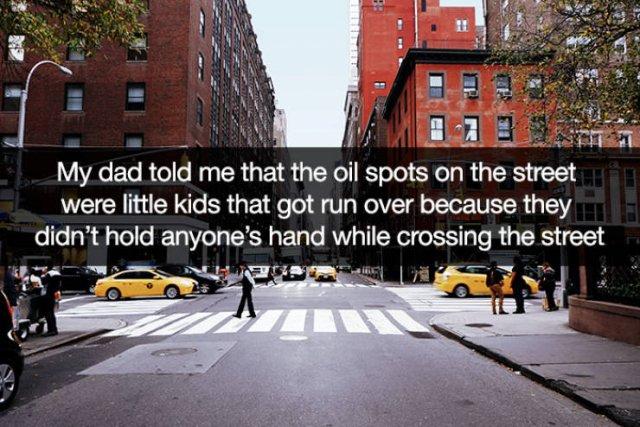 Parent's Lies (18 pics)