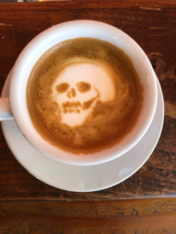 Coffee Art (34 pics)