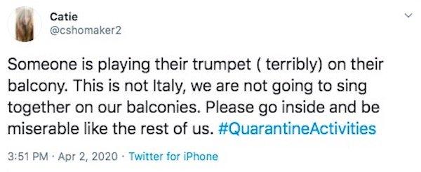 Quarantine Tweets (32 pics)
