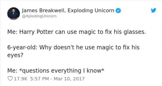 Harry Potter Tweets (30 pics)