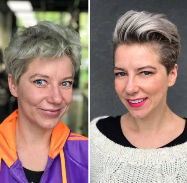 Hairstyles Changing (33 pics)
