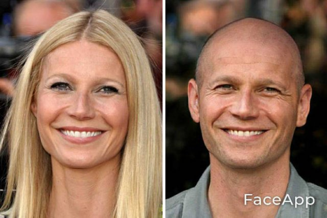 Gender Swap Celebrities (30 pics)