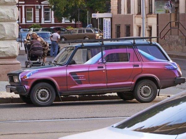 Weird Transport (39 pics)