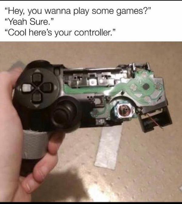 Pictures For Gamers (41 pics)