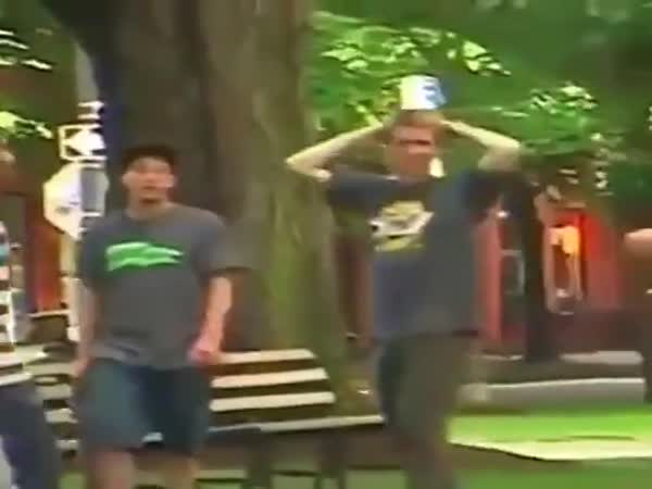 Messed With A Young Kid For Skating
