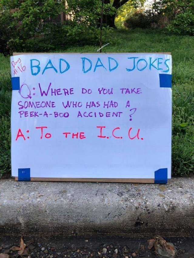 The Worst Dad Jokes Collection By Tom Schruben (30 pics)
