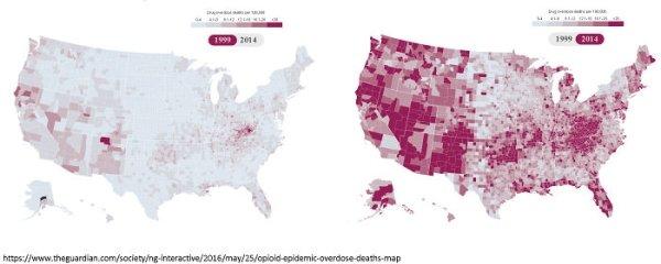 Interesting Maps Of America (27 pics)