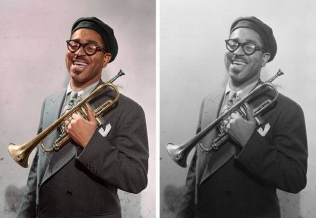 Colorized And Restored Vintage Photos By Mario Unger (16 pics)