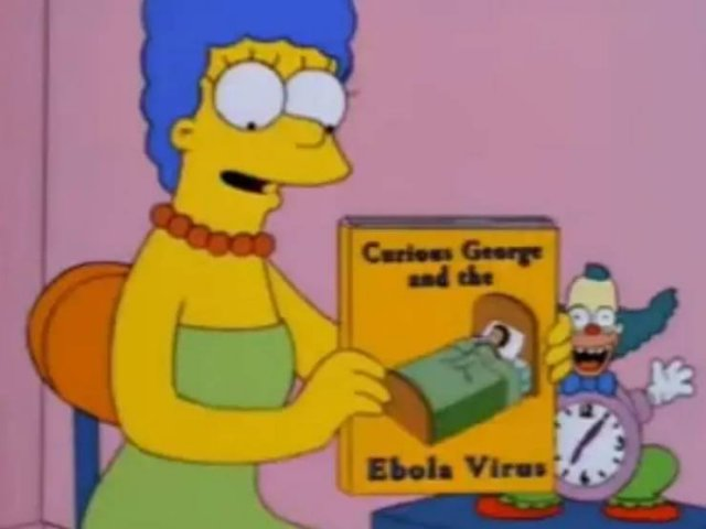 When 'The Simpsons' Creators Know Something (22 pics)