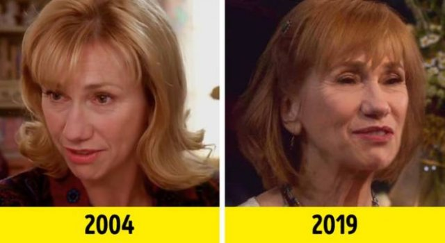 '13 Going On 30 Cast: Then And Now (17 pics)