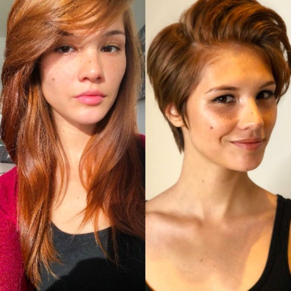 Great Hairstyles Transformations (29 pics)
