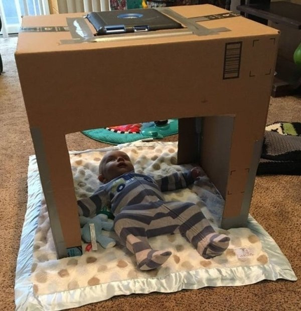 Living With Children (29 pics)