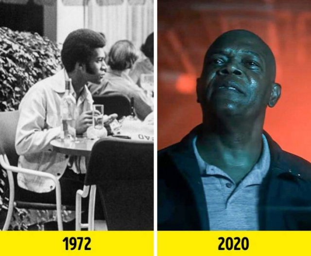 Actors And Actresses Who Played Over 100 Roles (18 pics)