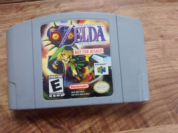 Expensive N64 Games (15 pics)