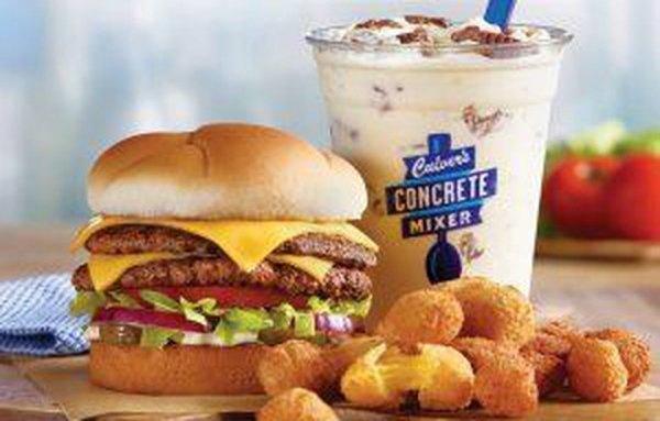 U.S. States: The Most Popular Fast-Food (7 pics)