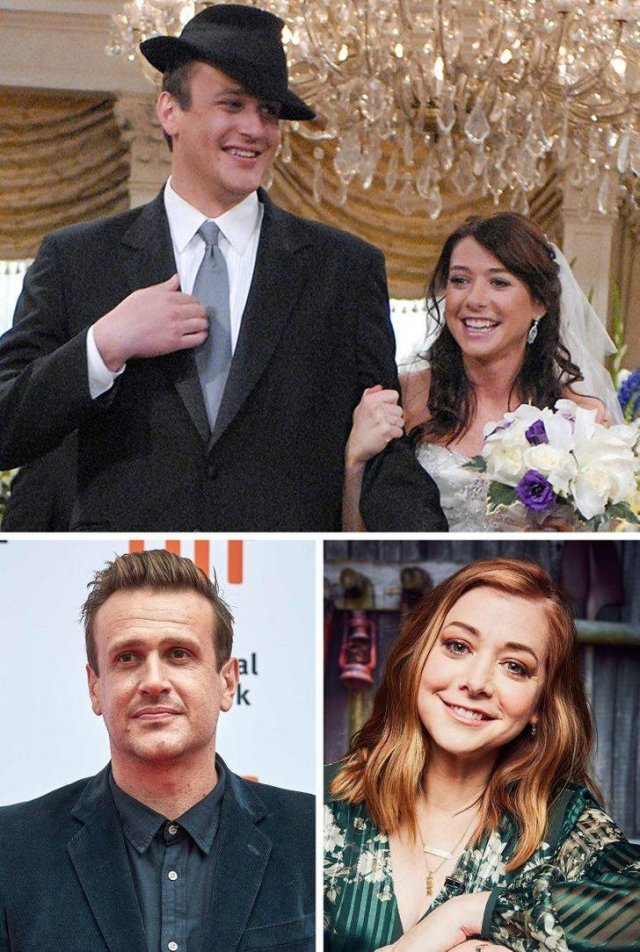 On-Screen Couples: Then And Now (19 pics)