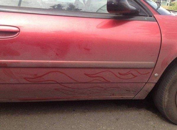 Dirty Cars Art (27 pics)