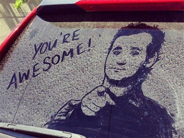 Dirty Cars Art (27 pics)