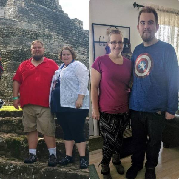 People And Their Big Changes (14 pics)
